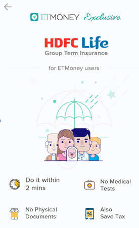 ETMONEY joins forces with HDFC Life to bring India's first data-led life insurance policy for millennials
