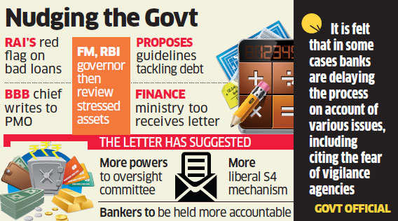 Vinod Rai reaches out to PMO on bad loans, suggests action plan