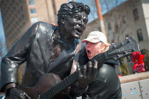 That little colored boy could play! In defining rock, Chuck Berry faced daunting racial barrier