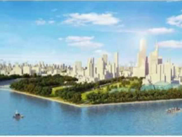 Marine Drive 2.0 coming up in the eastern part of Mumbai