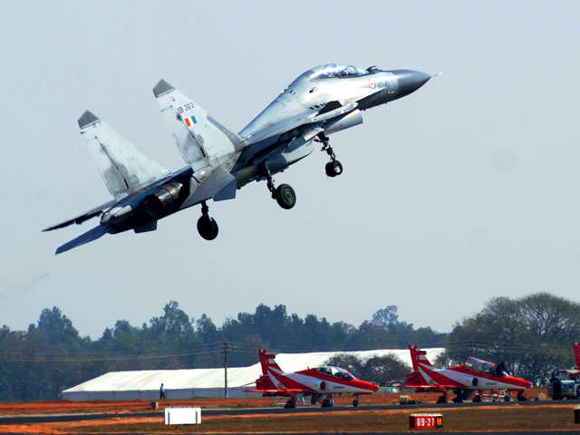 In a first, IAF heads to Israel for drills