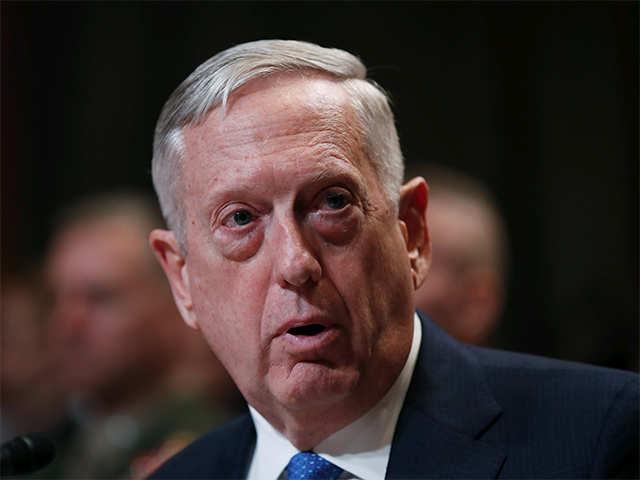 US Congress should approve $30 billion extra for military spending: Defence Secretary Jim Mattis