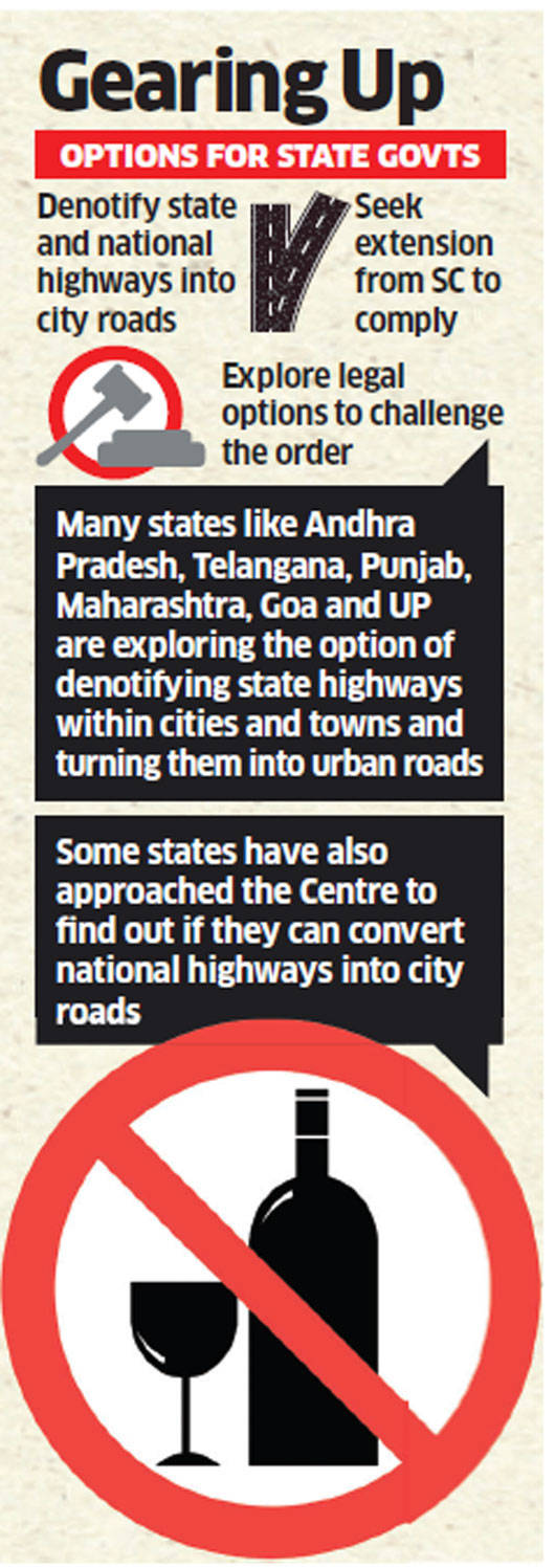 Government officials rush to denotify highways running through cities