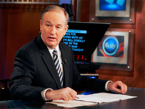 Fox News dismiss star host Bill O'Reilly over sexual harassment allegations
