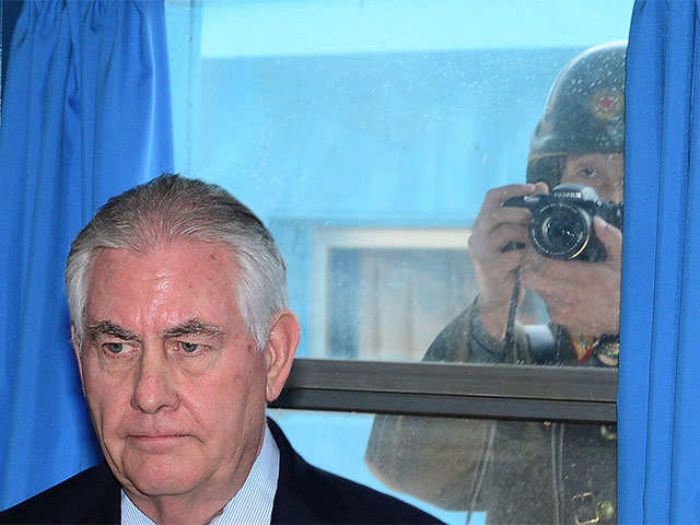 China warns North Korea of sanctions over nuclear test: Rex Tillerson