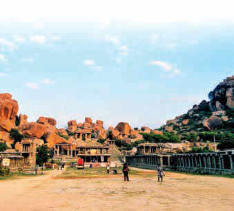 Planning a vacation? Explore the historical sites & ancient tales of Orchha and Hampi