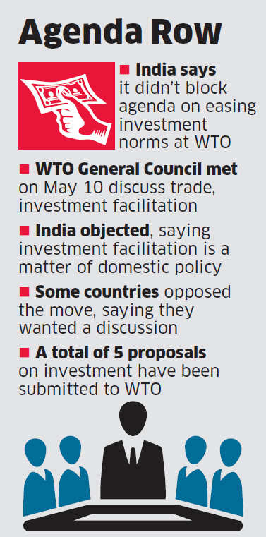 essay on world trade organisation and india India and the world trade organisation: india is a founder member of the general agreement on tariffs and trade (gatt) 1947 and its successor.