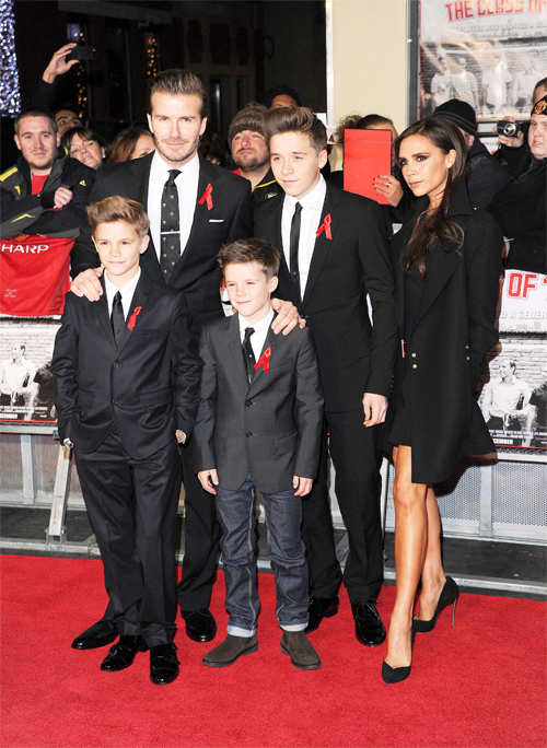 Nothing's too much! David Beckham wants to buy Victoria Beckham an island