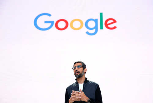 Google Goes After Part of Apple's Market