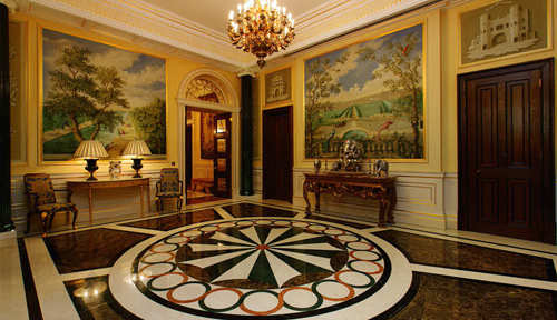 Picture-perfect: Inside the home of the Hindujas, UK's richest billionaires