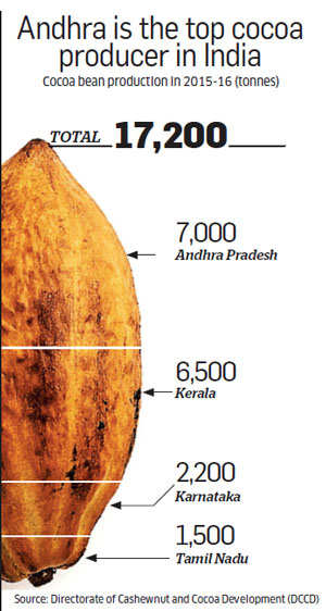 Despite Growing Demand For Chocolate India Imports Most