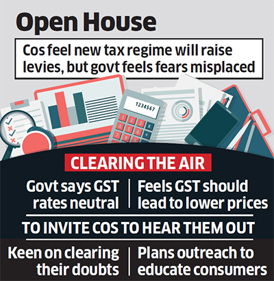 Govt brings in Twitter handle on GST