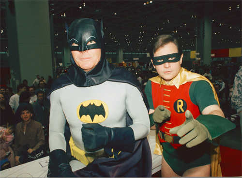 Ben Affleck and Val Kilmer lead tributes to Adam West