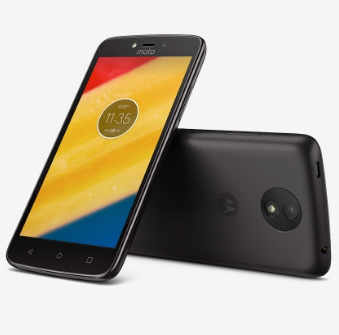 Moto C Plus launched in India at Rs 6,999