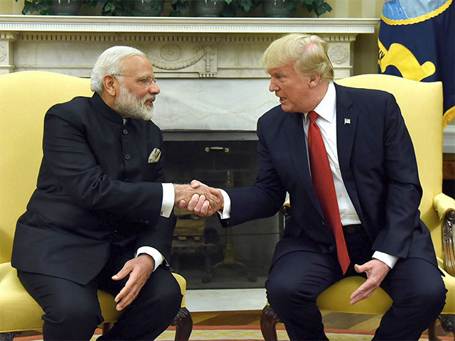 "India may think of ""military adventurism"" after Modi-Trump statement: Pakistan"