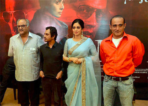 'Mom' Box Office report: Sridevi has a super Sunday!