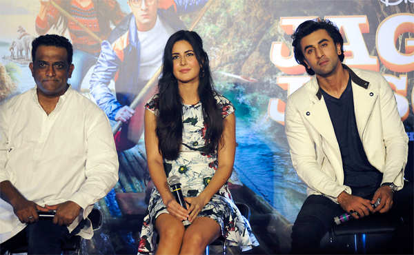 From all the films I've done, 'Jagga Jasoos' was the most enjoyable: Katrina Kaif