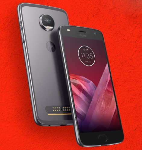 Image result for Moto Z2 Play review: Best software experience and a good camera