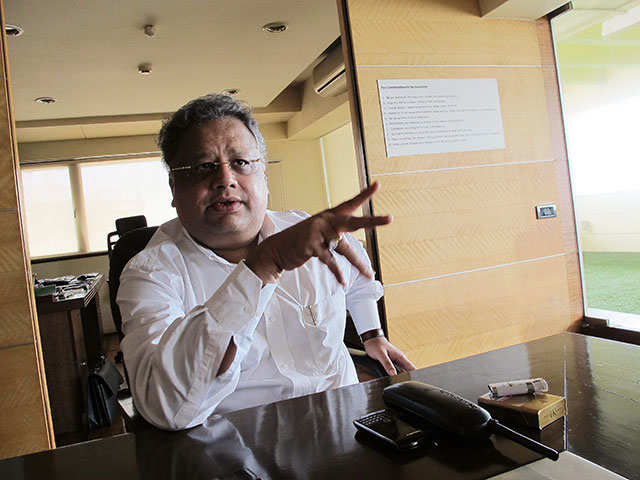 Rakesh Jhunjhunwala picks up stake in these two firms in Q1