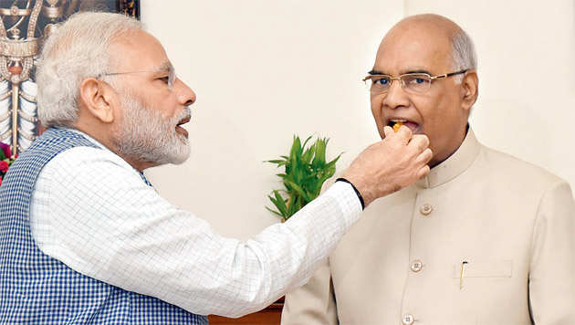 Oppn cross-voting benefits Kovind