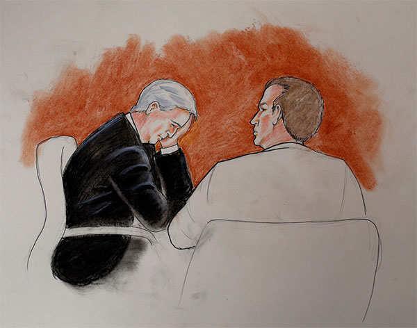 Swift security guard testifies in groping trial