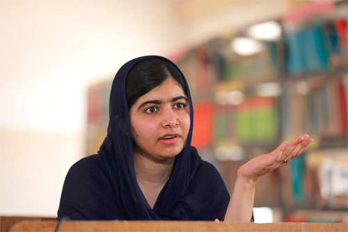 A-level results: Malala Yousafzai gets a place at Oxford