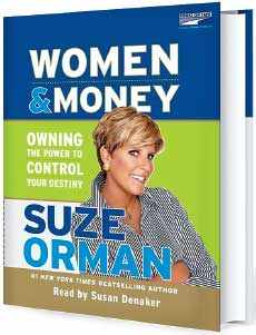 Book Review - Suze Orman's Women & Money