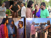 BTS pictures of 'Baahubali 2: The Conclusion'