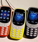 Here's the all-new Nokia 3310
