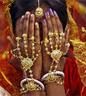 Here's a look at how India goes crazy over gold
