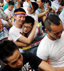 Taiwan's gay marriage ruling raises hopes in Asia