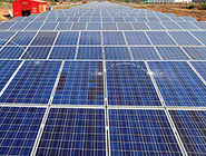 India owns world's largest solar power plant
