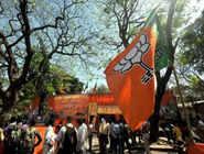 BMC election results 2017: BJP makes big gains