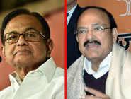Naidu slams Chidambaram over Kashmir 'lost' remark