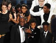 Moonlight wins best film Oscar after onstage gaffe