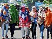 It's not summer yet but heat wave kills 5 in India