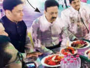 BJP minister, MLAs, cops at D-family wedding