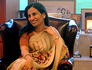 Guess how much Chanda Kochhar made this year?