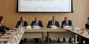 Strengthening trade, investment and financial sector co-operation amongst BRICS countries