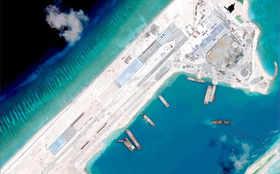 China's new runway: Airstrip in South China Sea!