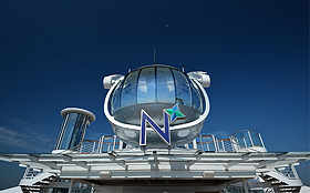 Anthem Of The Seas: Most high-tech cruise vessel