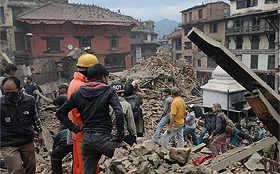 Powerful earthquake strikes Nepal: Things to know
