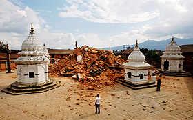 Nepal hit by 7.9 quake, tremors felt across India