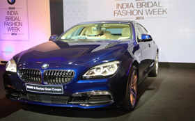 BMW 6 Series (facelift) launched at Rs 1.14 cr