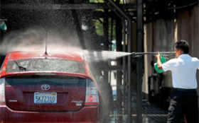 How car washes are helping California save water