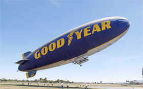 After 13 years in the sky, Goodyear retiring blimp