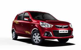 Maruti Alto K10 Urbano edition launched