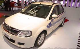 e-Verito: Mahindra unveils its electric sedan