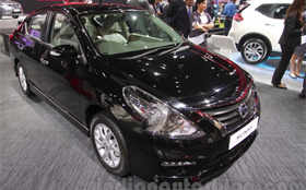 Check out Nissan Sunny Sportech edition!