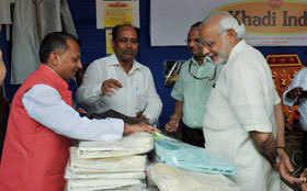 PM Modi visits IFR village in Visakhapatnam